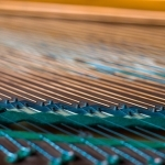 Sheffield piano tuner main banner image piano strings