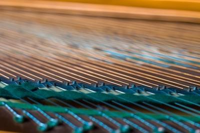 Sheffield piano tuner main banner image piano strings